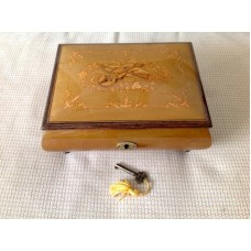 RODI Switzerland Wooden Musicbox