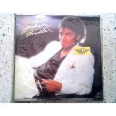 Michael Jackson Thriller Vinyl Album (1982)