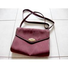 Christian Dior Paris Red Handbag for Ladies