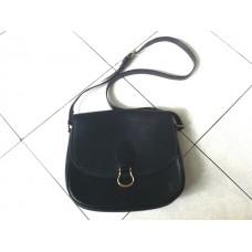 Louis Vuitton Epi Saint Cloud Black Shoulder Bag