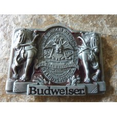 Budweiser Collection Belt Buckle