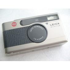 LEICA Minilux Camera (1995)