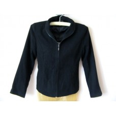 Fendi Black Cashmere Ladies Jacket