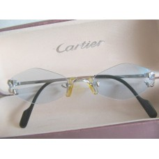 Cartier Rimless Eyeglasses for Ladies