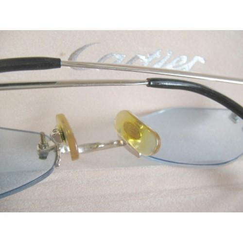 Cartier Rimless Glasses : Cartier Rimless Eyeglasses for Ladies