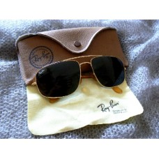 Ray-Ban B&L Explorer Gold Sunglasses