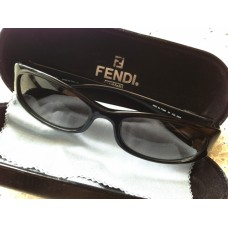 Fendi Designer Sunglasses with Swarovski Crystals