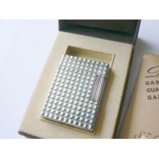 S.T. Dupont de Paris Silver Lighter circa 1950