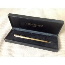 Yves Saint Laurent Designer Gold Plated Ball Pen