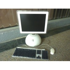 "Apple iMac G4 15"" 1Ghz (Snowball)"
