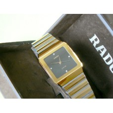 Rado Anatom Jubilé Half Gold Watch